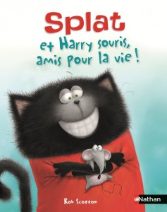 splat harry souris