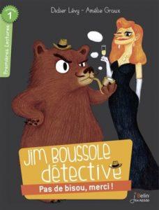 jim boussole detective