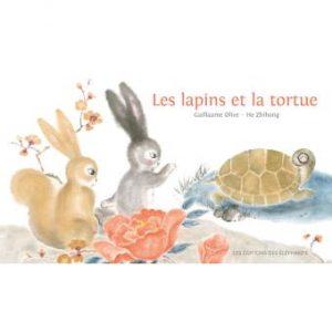 lapins et la tortue