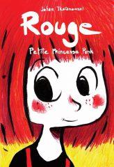 Rouge, petite princesse punk de Troïanowski