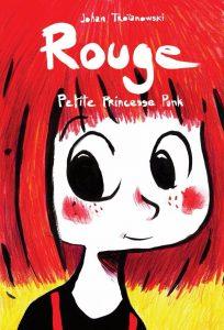 rouge petite princesse punk