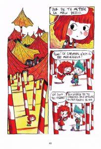 rouge petite princesse punk - extrait
