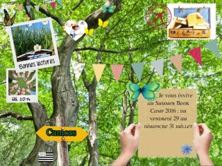 Summer Bookcamp 2016 - VACANCES !!!