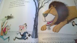 lions ne mangent pas de croquettes - photo