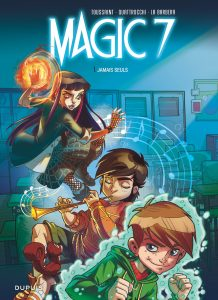 magic 7 tome 1