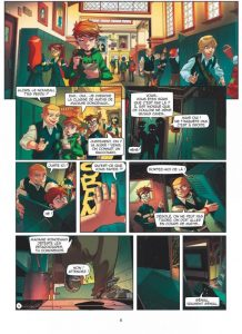 magic 7 tome 1 - extrait
