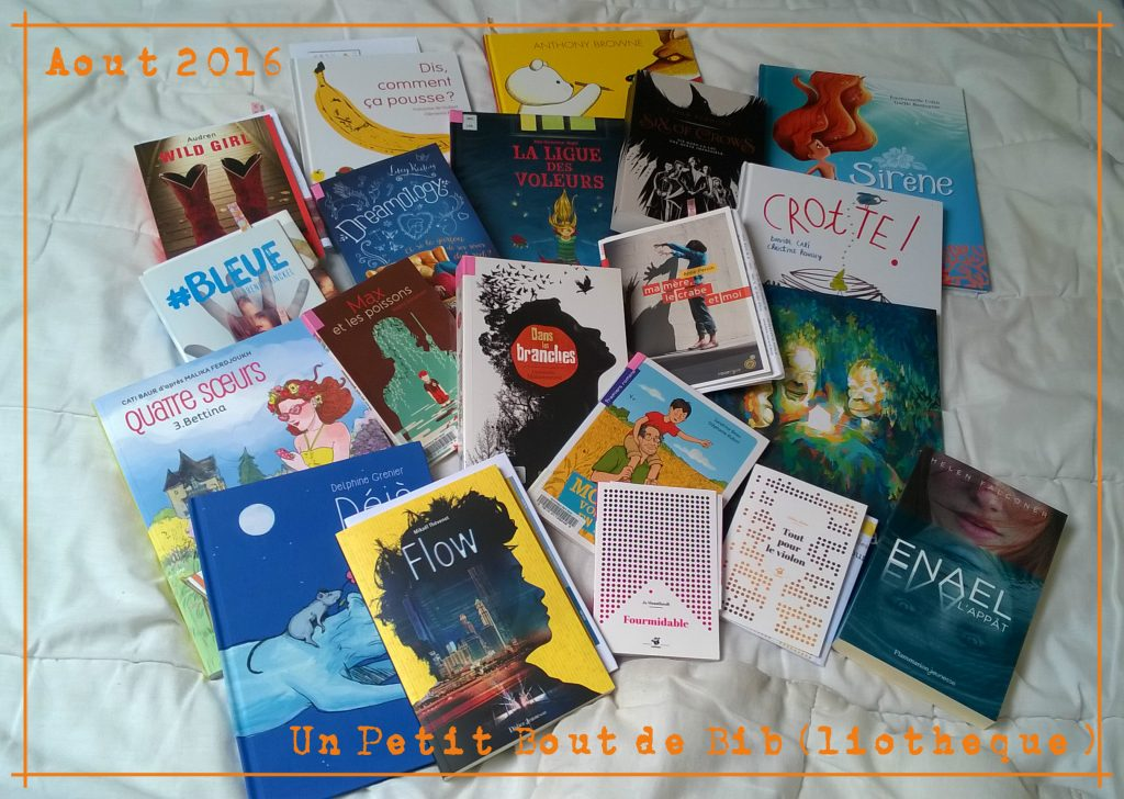 objectif lecture aout 2016
