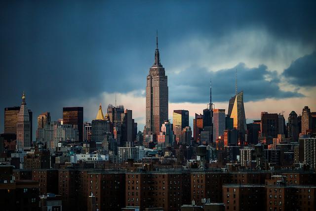 Dreams of New York by Thomas Hawk via Flickr