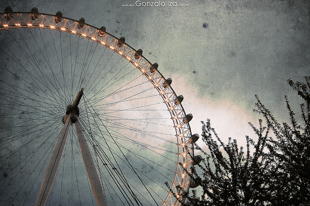 Londres by Gonzalo Isa via Flickr