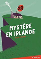 Mystère en Irlande de Roger Judenne