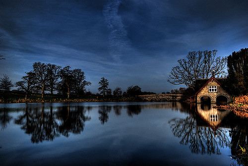 Boat House, Carton House by Janek Kloss via Flickr