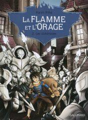 La Flamme et l'Orage T.2 de Karim Friha