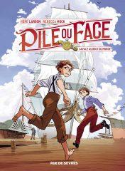 Pile ou Face T.1 de Larson et Mock