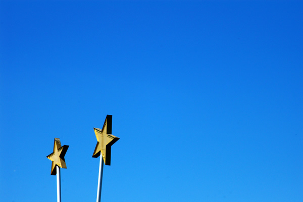 Stars by Russ Morris via Flickr