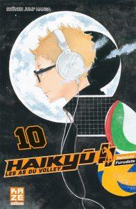 haikyu 10