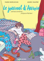 Le Journal d'Aurore T.1 en BD