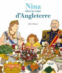 Nina chez la Reine d'Angleterre de Modan