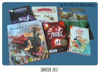 Objectif Lecture - Janvier 2017
