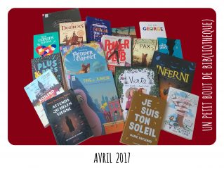 Objectif Lecture - Avril 2017