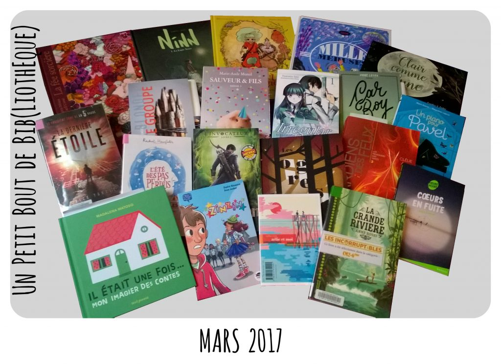 objectif lecture mars 2017