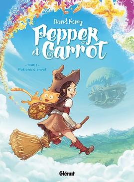 pepper et carrott 1