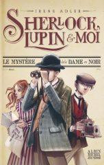 Sherlock, Lupin & moi T.1 d'Adler