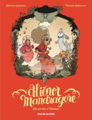 Alienor Mandragor T.2/3 de Gauthier et Labourot