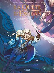 La Quête d'Ewilan T.4 (BD)