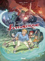 La Famille fantastique T.1 de Lylian et Drouin