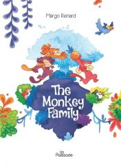 The Monkey Family de Margo Renard