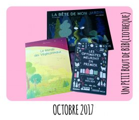 Objectif Lecture - Octobre 2017