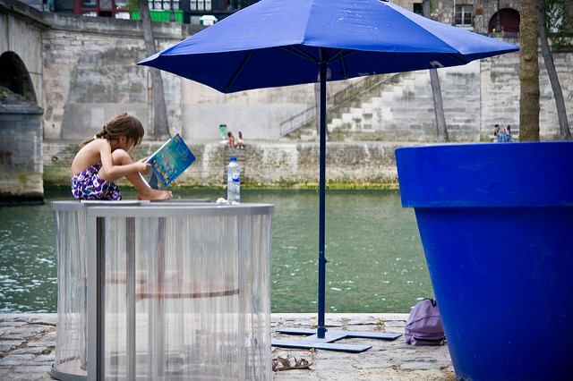 Paris Plages (028)  by philippe leroyer via Flickr