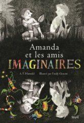 Amanda et les amis imaginaires de Harrold