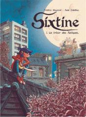 Sixtine T.1 de Maupomé et Soleilhac