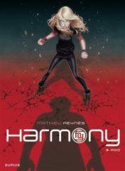 Harmony T.3 de Mathieu Reynès
