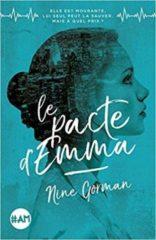 Le Pacte d'Emma T.1 de Nine Gorman