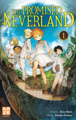 The Promised Neverland T.1 de Shirai et Demizu