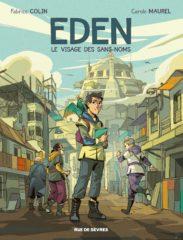 Eden T.1 de Colin et Maurel