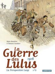 La Perspective Luigi T.1 de Hautière et Cuvillier