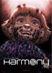 Harmony T.4 de Mathieu Reynès