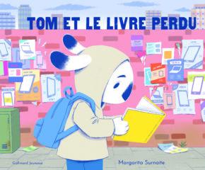 Tom et le livre perdu de Surnaite